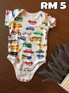 7 pieces of Baby Romper