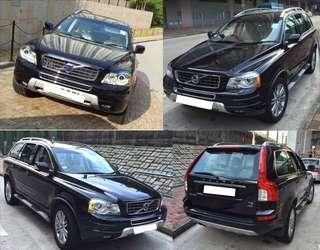 VOLVO XC90 2.5T SUV 2012 富豪 七座