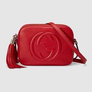 Gucci Soho Disco Bag Premium Quality