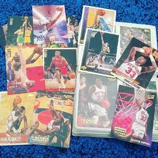 Kartu Basket Nba '90an