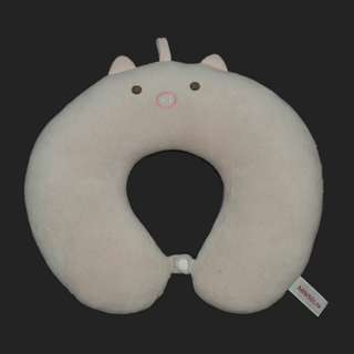Miniso Piggy Neck Pillow