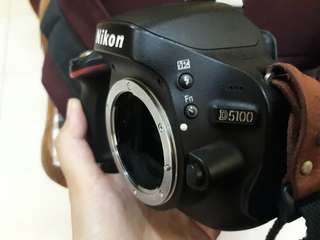 Nikon D5100 Body Only Nego Available