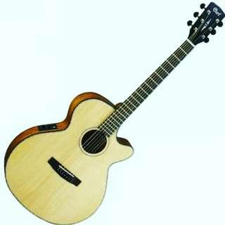 Cicilan Tanpa Kartu Kredit 0% Gitar Cort SFX E NS Di Gramedia