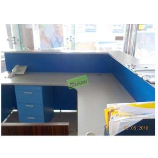 RD-508 CUSTOMIZE RECEPTION TABLE--KHOMI