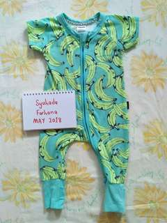 Bonds Wondersuit Bananarama