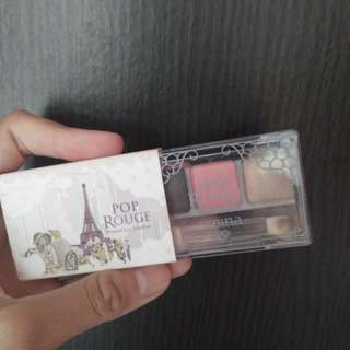 Pop Rouge eye shadow