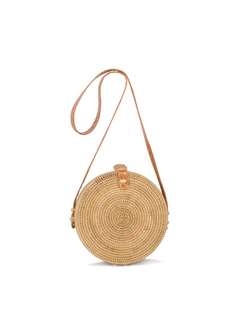 SUPPLIER - Rattan Bag (Round) INSTOCKS!