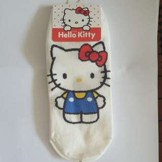 Hello kitty 卡通襪
