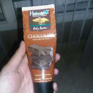 Herborist body butter chocolate