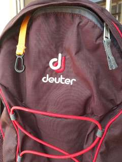 DEUTER backpack for hiking