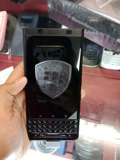 Kredit Blacberry Key One 4/64GB Black Proses Mudah