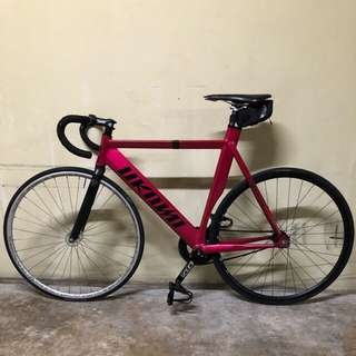 Unknown singularity frameset WTS/WTT