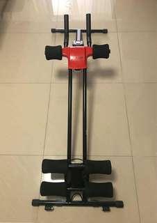 Abdominal Exercise Machine