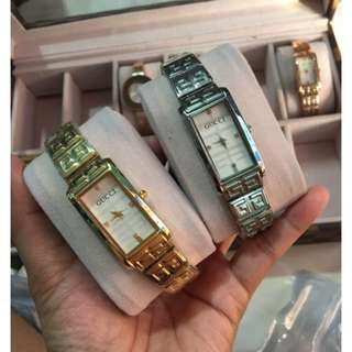 GUCCI DRESS WATCH