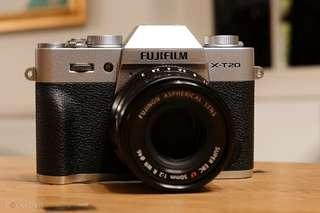 Fuji Film XT20 Bisa Di Cicil Tanpa Kartu Kredit