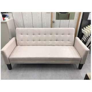 全新沙發床/三人沙發/套房沙發/沙發椅/布面沙發