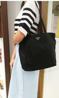 Prada Classic Tote Bag