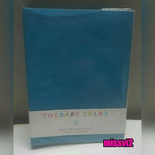 Therapy Color Book Type Pocket Album