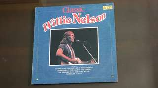 WILLIE NELSON . classic . Vinyl record