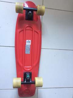 BIG H SKATE CO. PENNY BOARD