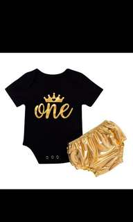 One OOTD set for Infant