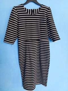 Black white/Dress