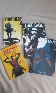Marvel noir bundle for sale