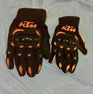 Motorcycle Hand Gloves