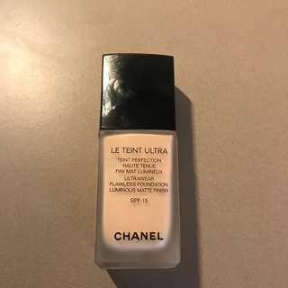Chanel Le Teint Ultra Foundation 30ml #20 Beige