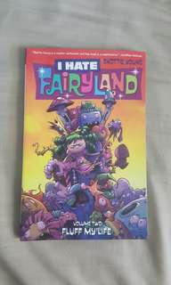 I hate fairyland volume 2 for sale