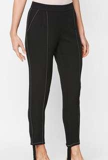 Anja Stirrup Trousers in Black