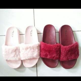 Sandal Furry