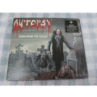 Autopsy Torn from the Grave digi cd (peaceville)