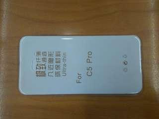 全新 Samsung Galaxy C5 Pro 透明手機套