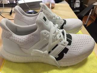 Ultraboost x Undefeated White US10