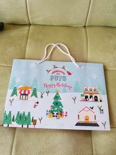 Paper bag puyo