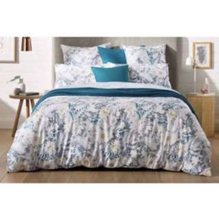 Sheridan double quilt cover set