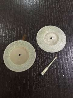 Diamond Cutting Blade/Cutter for rotary tool,