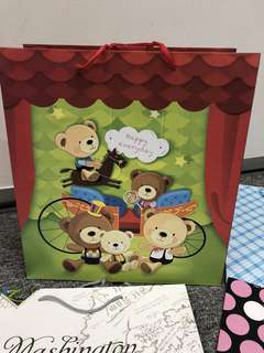 Brand New Gift Bags And Boxes