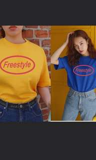 [PO] #054 Ulzzang 'freestyle' top