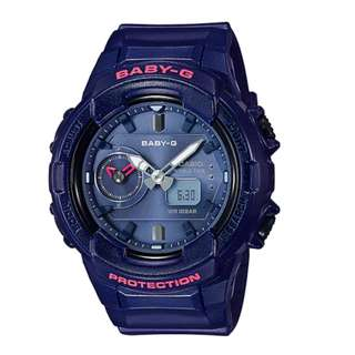BabyG Watch Digital-Analog BGA-230S-2ADR Cheapest!