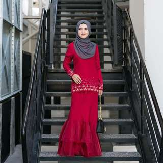 🌹Fally  exclusive🌹  👗Material :strechy cotton and skirt half organza   👗Size : XS/M & L/XL
