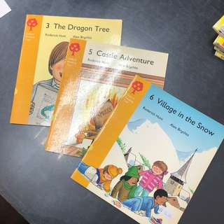 Oxford Reading Tree story books