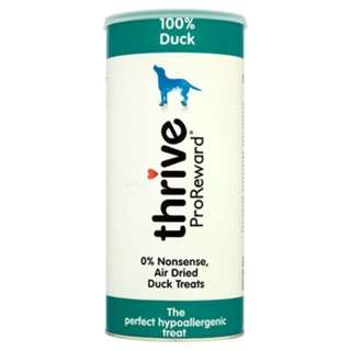 Thrive ProReward® Duck Dog Treats - Maxi Tube 500g
