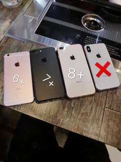 Buying IPhone X New / used