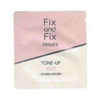 Etude House Fix and Fix Primer Tone Up ROSE