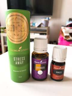 Young Living 精油套裝