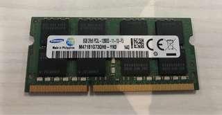 8GB PC3L 12800S SODIMM Laptop DDR3 RAM