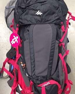 30L Deacthlon Hiking Bag