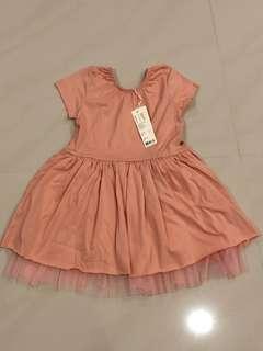 Esprit peach dress